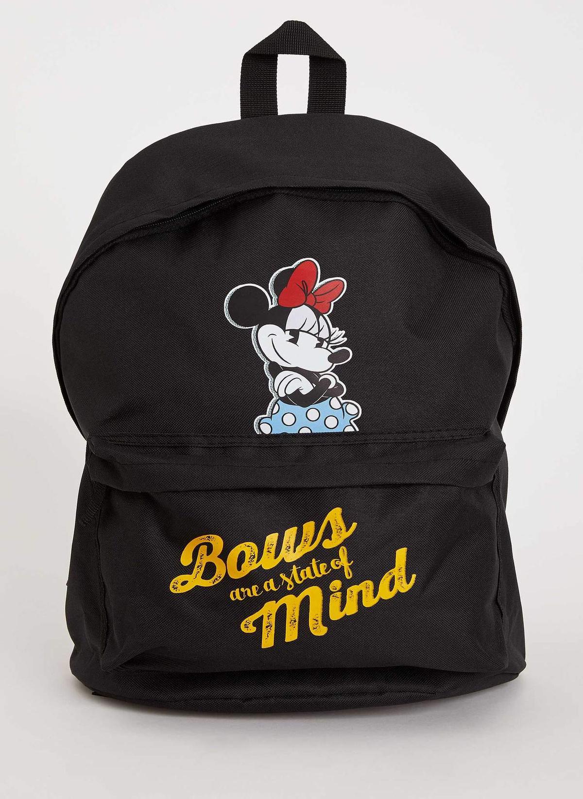 Defacto Sırt Çantası K8309a619spbk23 Minnie Mouse Lisanslı Sı – 39.99 TL
